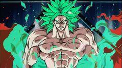 Broly the legendary super saiyan god super saiyan by maldorx-d8s4gzr-0