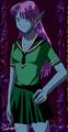 Zelda Beryl - Hair Undone and in Sailor Fuku.png