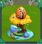 EggFallingLeaf