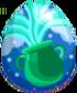 Aquarius Egg