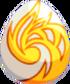 White Gold Egg