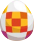 Quilted Egg