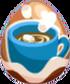 Hot Chocolate Egg