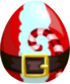 Santa Egg
