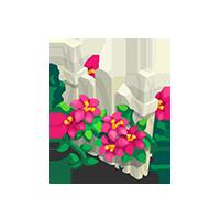 Floral Fence