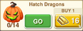 Hatch Dragons Pumpkin