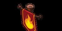 Fire Banner