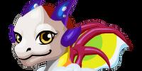 Rainbow End Dragon