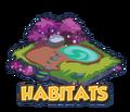 Menu habitats