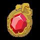 Crimson Medallion