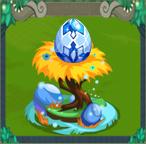 EggWinterGlass