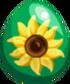 Sunflower Egg