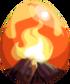 Bonfire Egg