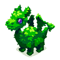 Dragon Topiary