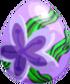 Plum Blossom Egg