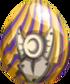Gilded Knight Egg
