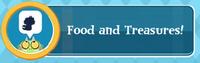 Food and Treasures
