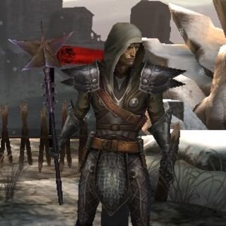 Cillian in Heroes of Dragon Age