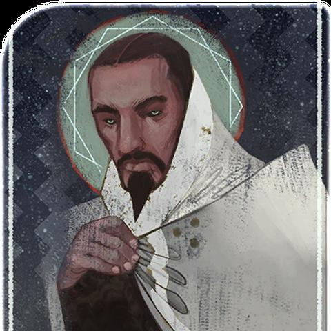 Erimond's tarot card