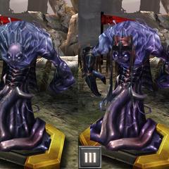 Tier progression of a Sloth Demon in <i><a href=