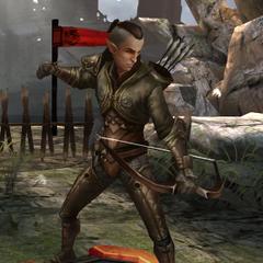 A Sentinel Archer in <i><a href=