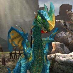 The Greater Mistral in <i>Heroes of Dragon Age</i> (Tier IV)