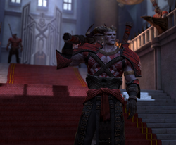 Arishok Second Qunari Invasion of Kirkwall