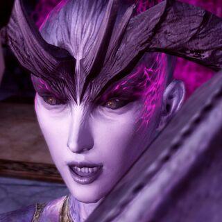 A desire demon in <i>Dragon Age: Origins</i>