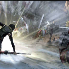 Merrill fighting templars