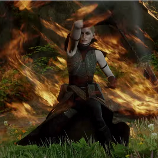 From the <i>Enemy of Thedas</i> trailer