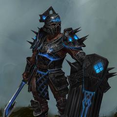Sha-Brytol Revered Defender in <i>Heroes of Dragon Age</i>