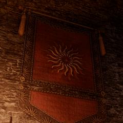 Andrastian Chantry Heraldry