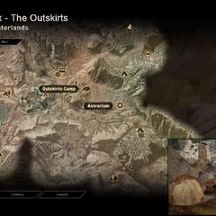 Judex - Map Location