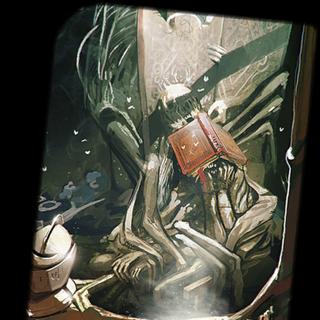 Xenon Tarot Card