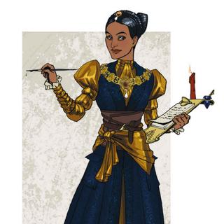 Josephine in World of Thedas Vol 2