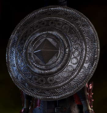File:Ornate Round Shield.png