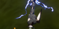 Keeper Lightning Staff