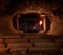 The Door in Par'as Cavern