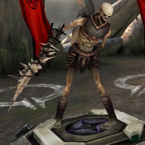 A Devouring Skeleton in <i><a href=