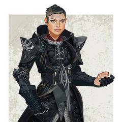 Cassandra in World of Thedas Vol 2