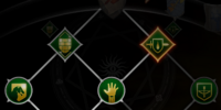 Weapon and Shield abilities