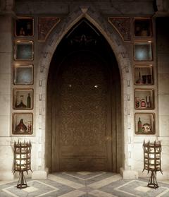 Winter-Palace-Statuette-Door