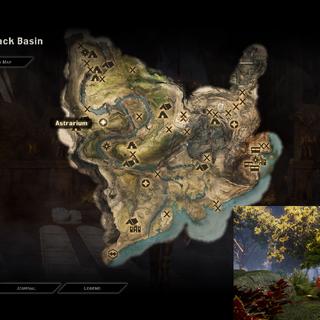 Fulmenos - Map Location
