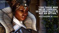 Meet the Heroes - Vivienne
