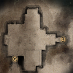 Redcliffe Castle North Dungeon Map
