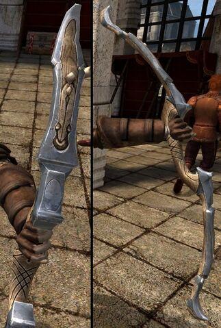 File:DA2 Fereldan Shortbow and Cracked Bow - act 1.jpg
