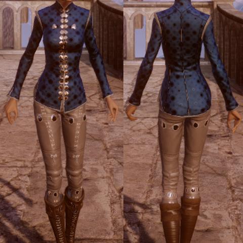 Female elf version