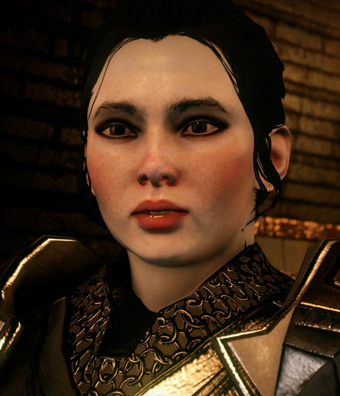 Spoilers All] Potential companion for DA4 : dragonage