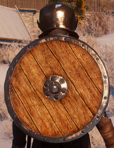 File:Round Wooden Shield.png
