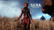 Sera the wildcard